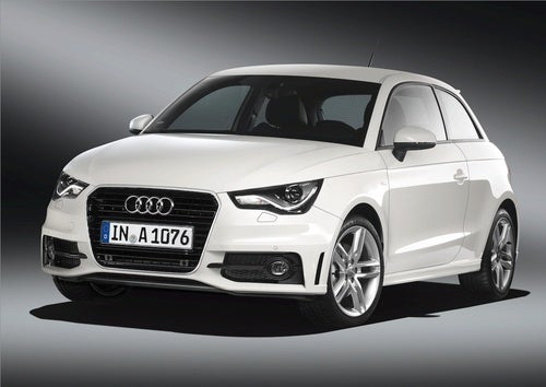 "Audi A1 1.4 TFSI: No ""S"" For You!"