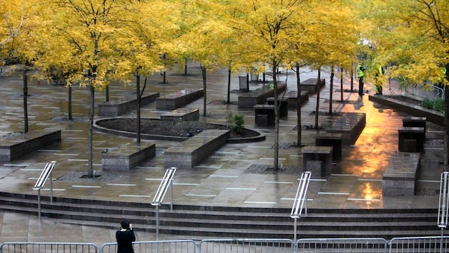 The Occupation of Zuccotti Park Is Over... Or Is It?