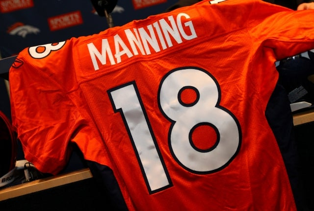 Colorado School District Says Peyton Manning Is A Gang Sign