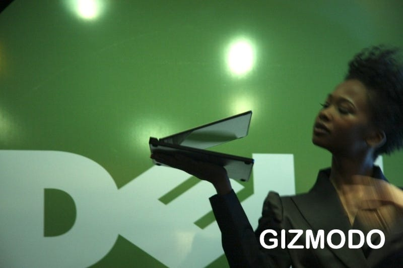 Dell Shows Their Svelte-looking Adamo Laptop, Still Reveals Nothing About It