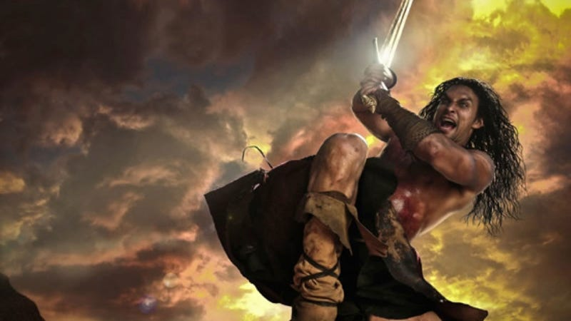 A few rules you should follow before watching Conan the Barbarian