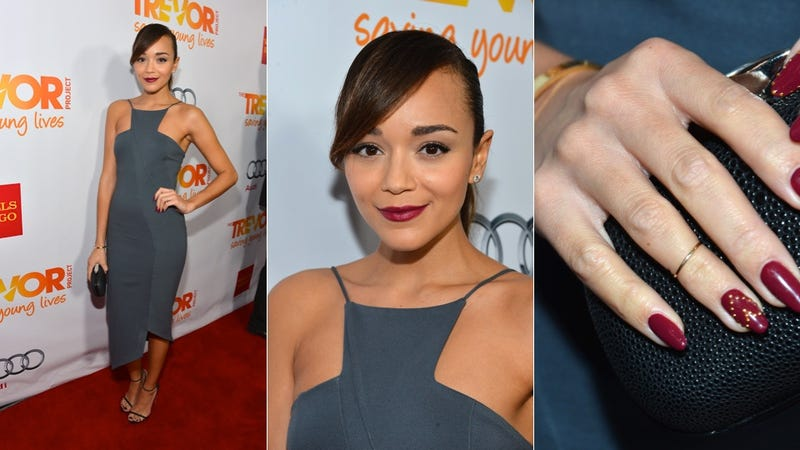 Hot Hairdos and Luscious Lip Colors at the Trevor Live Event