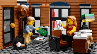 The LEGO Detective's Office Has A Story To Tell