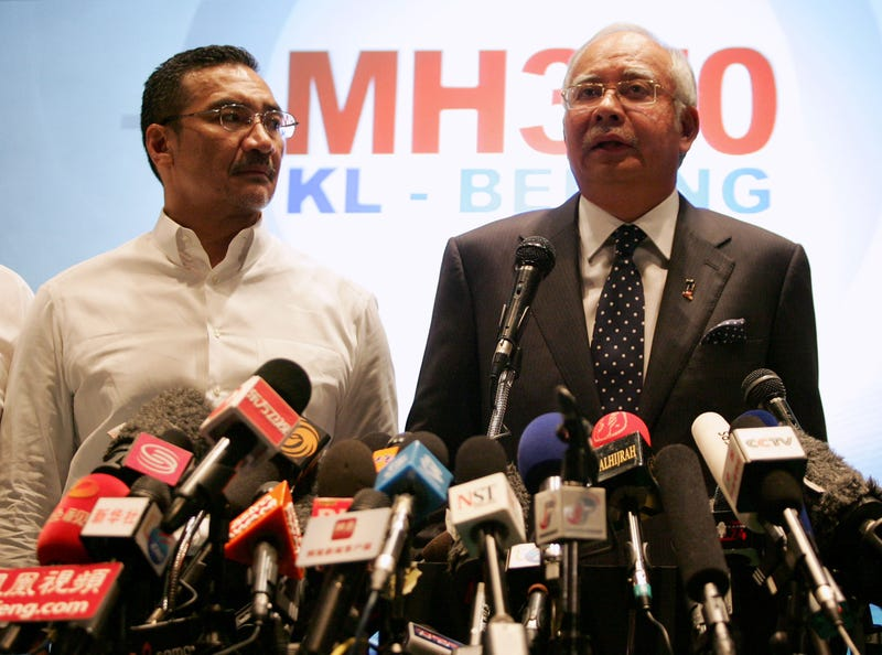 MH370 Victims' Families Express Outrage, Accuse Officials Of Lies