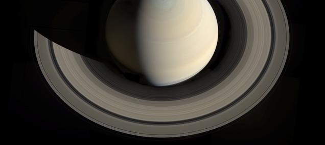 Los anillos de Saturno son mucho más antiguos de lo que pensábamos