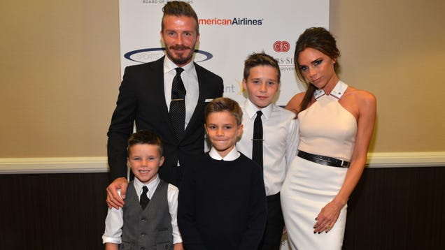 Victoria Beckham Has a New Career in Retail
