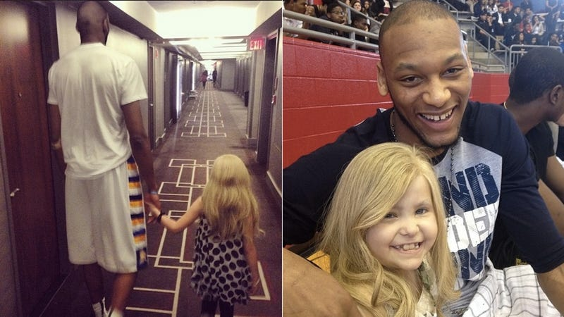 Your Lunchtime Cry: 8-Year-Old Superfan Lacey Holsworth Is Dead