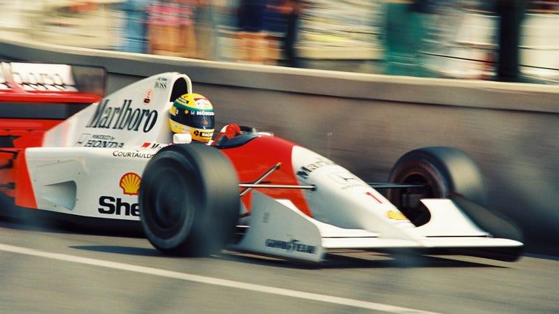 Ayrton Senna's passing 20 years ago: the day F1 stood still