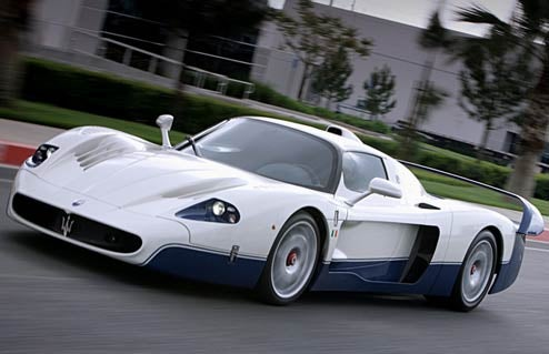 Maserati Claims Fastest Production Nürburgring Lap In MC12, Pretends Viper Doesn't Exist