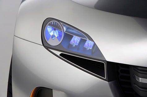Honda's Entry Hybrid a Go for 2009