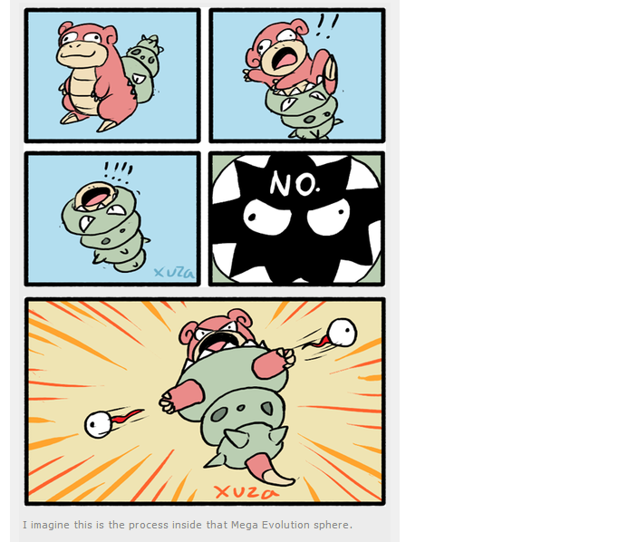 Mega Slowbro Leaks, Is The Best Mega Pokémon