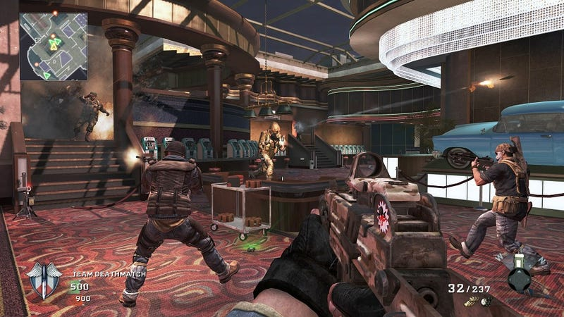 New Call of Duty: Black Ops 'Escalation' Screens Will Give You An Itchy Trigger Finger