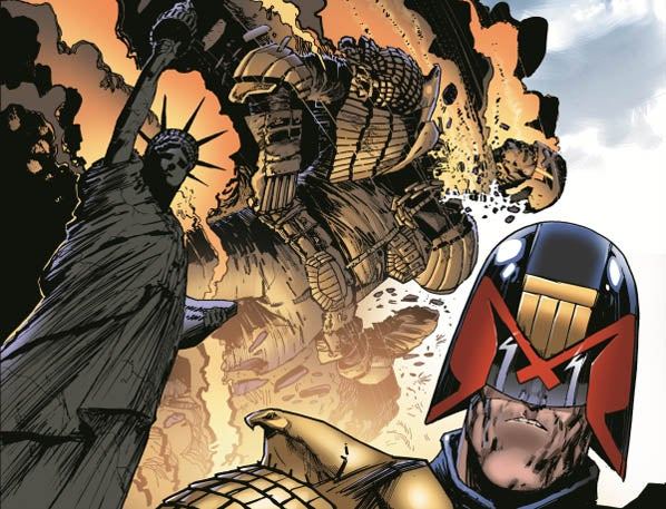 Top 11 Essential Judge Dredd Stories