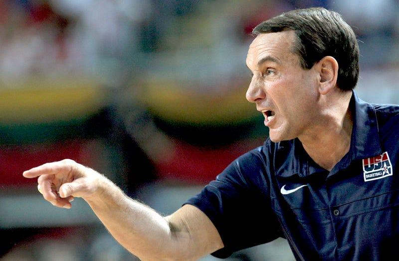 Coach K, Please Shut Up (Also: Jalen Rose Arrested For DUI)