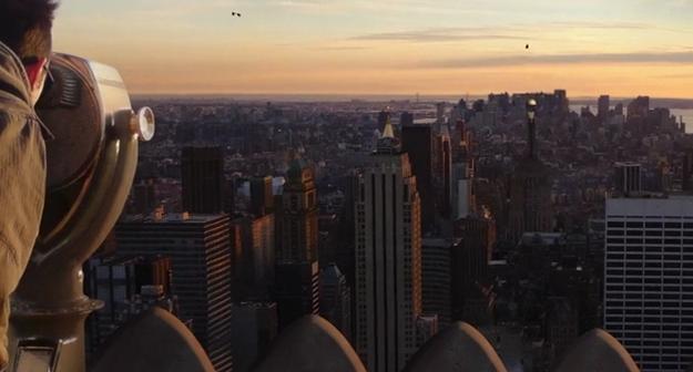 The Manhattan Skyline Is the World's Greatest Pinball Machine