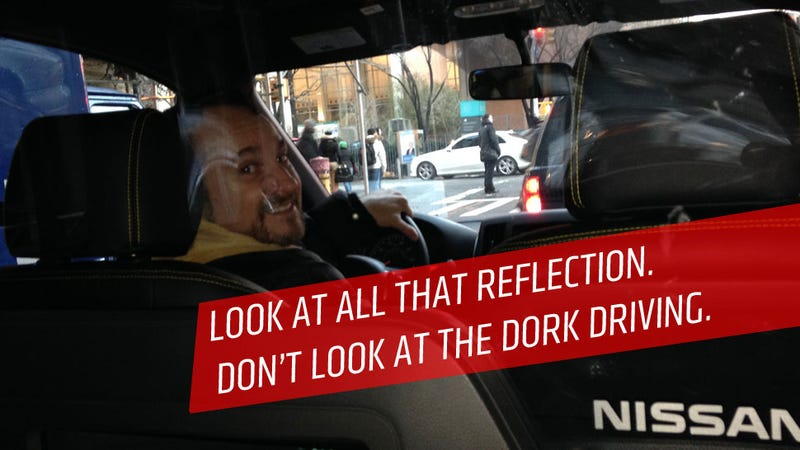 I Was A NYC Cabbie In Nissan's New Cab For One Magic Hour