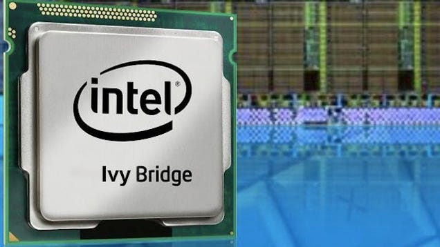 Ivy Bridge Benchmarks Show Integrated Graphics Might Not Suck (As Much)