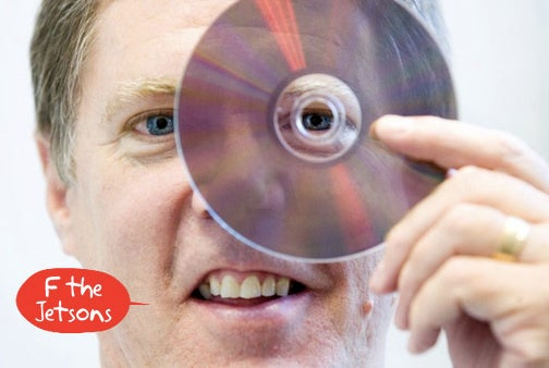 DVDs That Last for 1000 Years Might Be Overkill