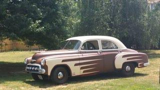 1952 Chevy Styleline