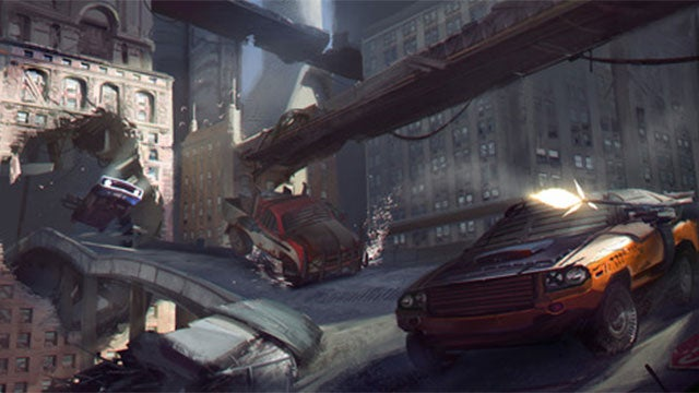 David Jaffe Returns To Help With Another Car Combat Game