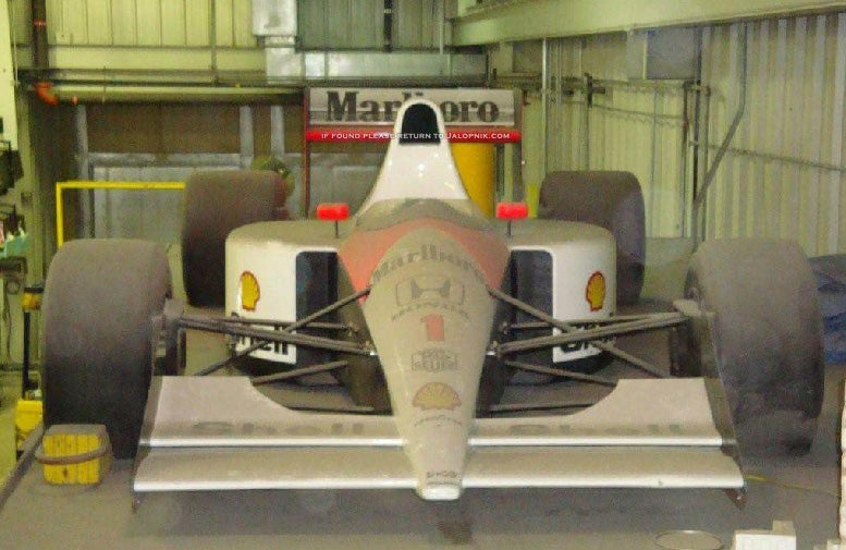 How I nearly made the most important barn find in motorsports history
