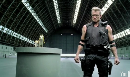 Antivirus Software: It's What Keeps Dolph Lundgren From Lighting Your Unicorn On Fire