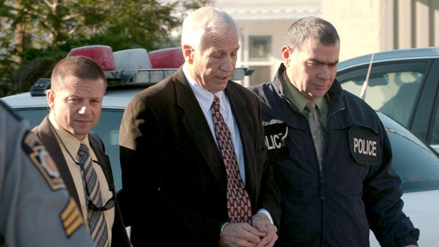 Two Children Come Forward, Say They Were Abused By Jerry Sandusky