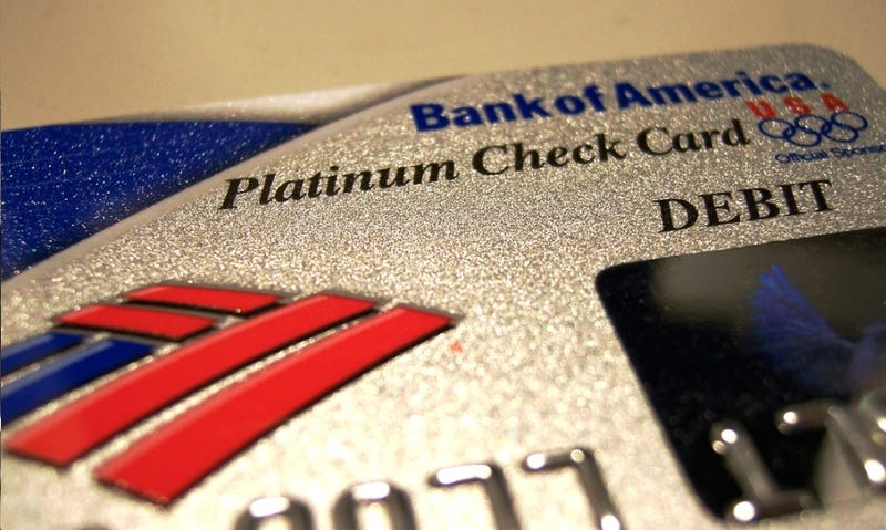 Your Debit Card Is About to Start Costing You Money