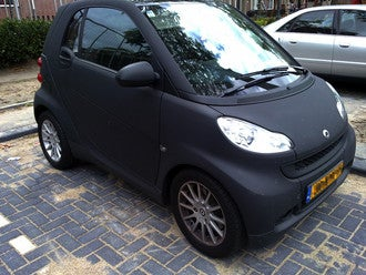 Your ridiculously not-awesome matte black Smart is here