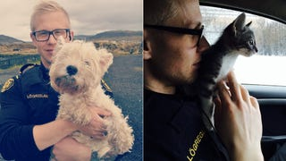 These Adorable Icelandic Cops Have the Best Instagram Account Ever
