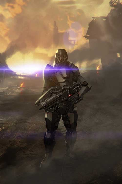 Mass Effect 2 Dated For January, Preorder Bonuses Abound