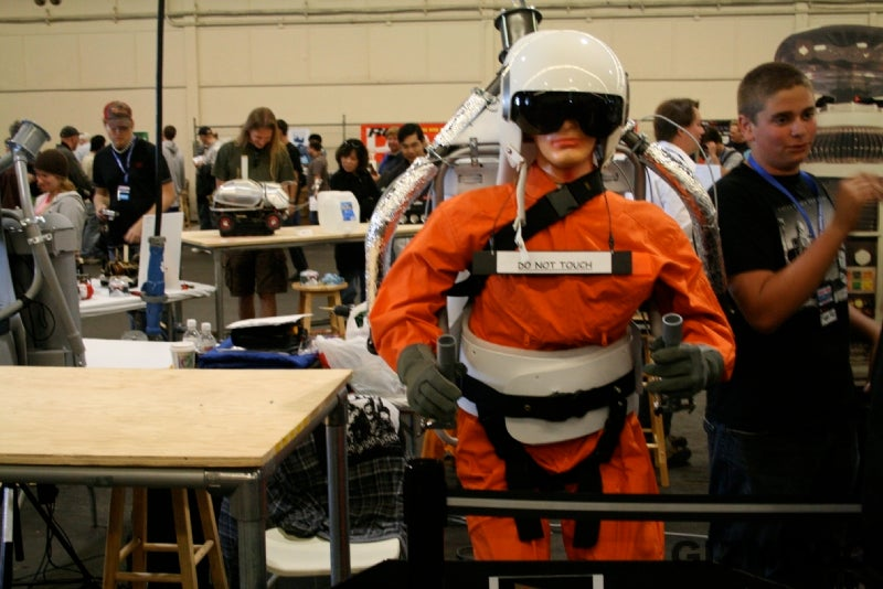 The Most Dangerous Projects at Maker Faire