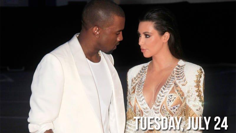 Kanye West Creates Franken-Ring For Kim Kardashian Proposal