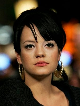 Lily Allen Dismisses Susan Boyle as Just Another Pretty Face