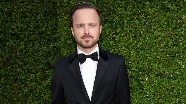 Aaron Paul Thinks Barbies Are Worse Than Breaking Bad Dolls