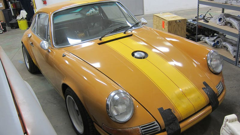 The Best Porsche 911s Ever Come From This Magical Workshop