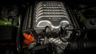 ​SRT Stuffed A Thermonuclear Weapon In The Hellcat