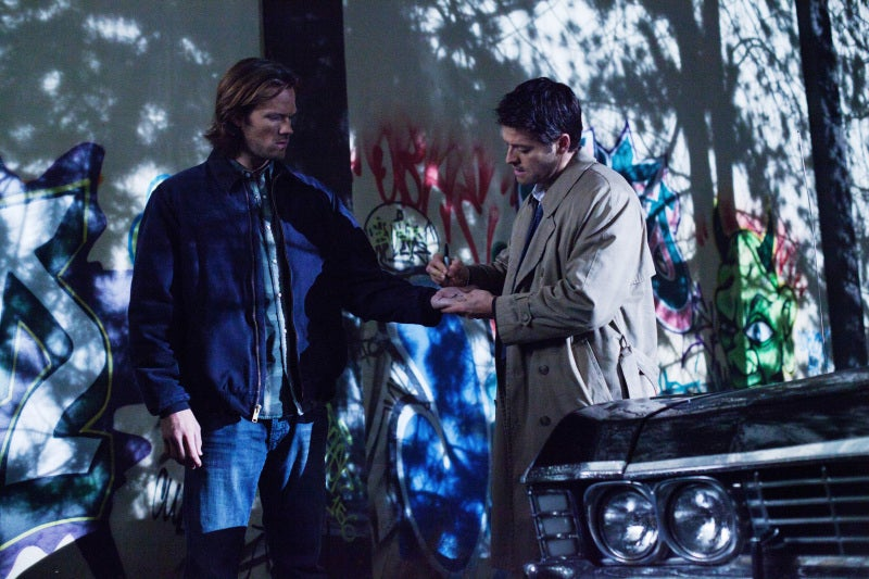 Supernatural Episode 8.10 Promo Pictures