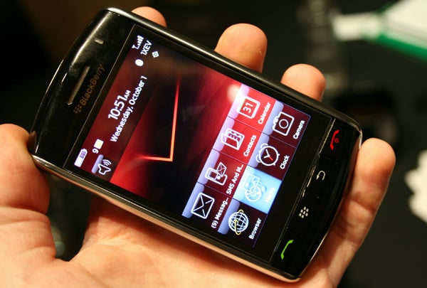 Ruh-Roh: BlackBerry Storm Hit by Delays