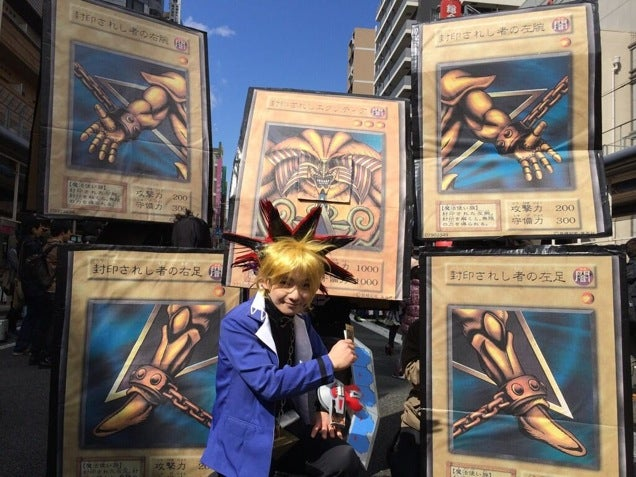 Some of Japan's Most Wonderful And Strange Cosplay