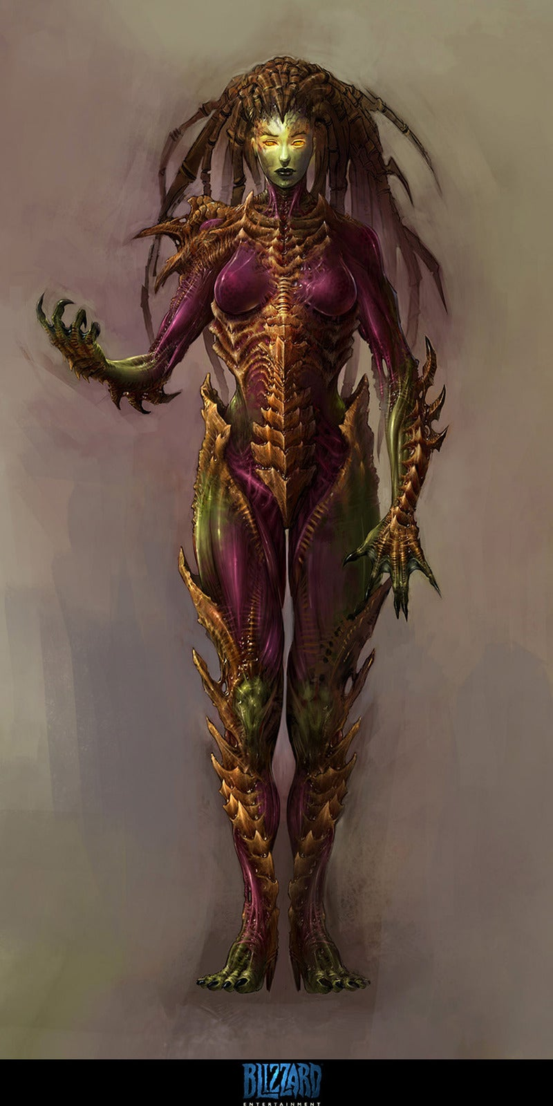 Kerrigan, Eat A Snickers. You Get A Little Angry When You're Hungry.