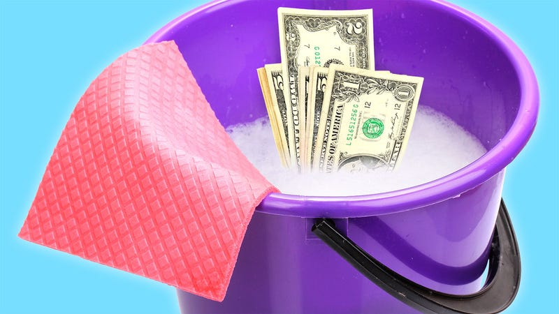 Do You Tie Your Kids' Allowance to Their Chores?