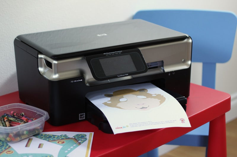 HP Photosmart Premium Web Printer Review: Your Mom Will Love It