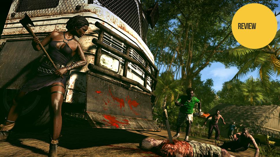Xbox  Dead Island Riptide Review