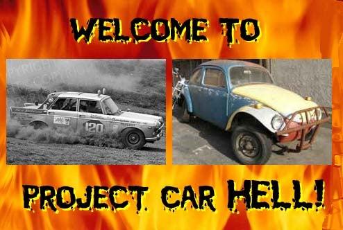 PCH, Vintage Baja Racer Edition: Peugeot 404 or 1957 Baja Bug?