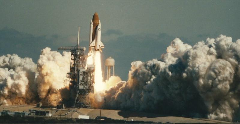 Fotografías olvidadas durante décadas del desastre del Challenger