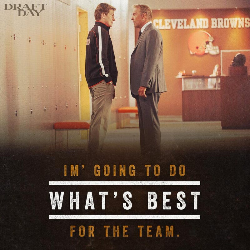 New Browns Movie Poster Has Very Browns Typo