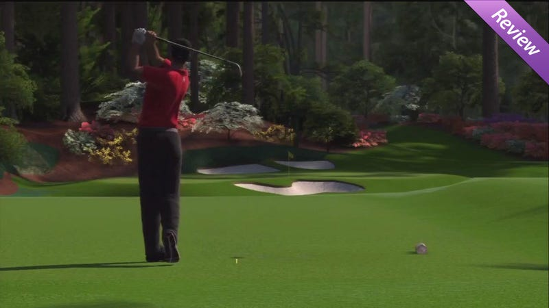 Tiger Woods PGA Tour 12: The Masters is an Experience Unlike Any Other