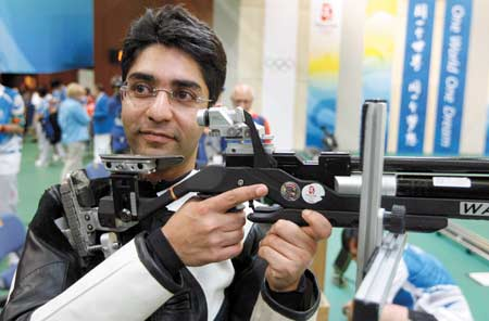 Sub-Continent Rejoices: India Has Their First Gold Medalist After 80 Years of Competing