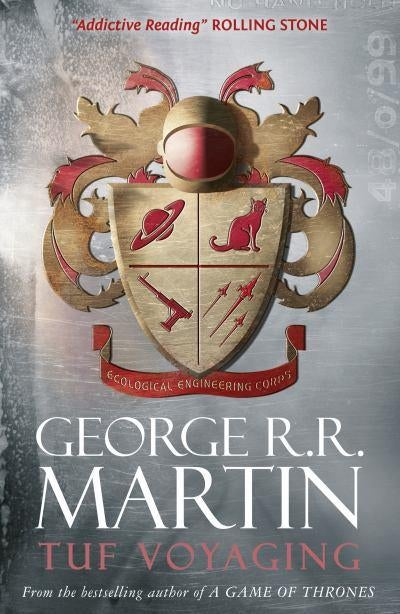 This George R.R. Martin Book Might Restore Your Faith in Human Nature